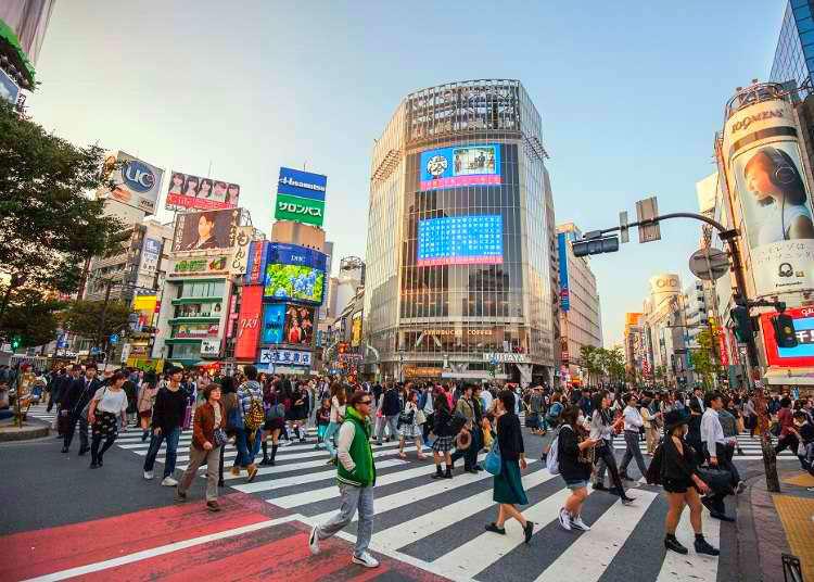 Vtuber運営会社が渋谷に固まりすぎてる件